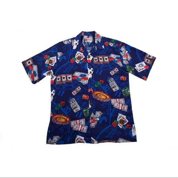 340062b3 The Original Hawaii Shirts | Vintage Mens Aloha Casino Shirt Size M ...